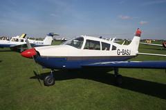 G-BASJ Piper PA-28-180 [28-7305136] Sywell 010918