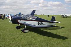 G-BAKR Jodel D117 [814] Sywell 310818
