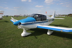G-BAFX Robin DR.400-140 [739] Sywell 010918