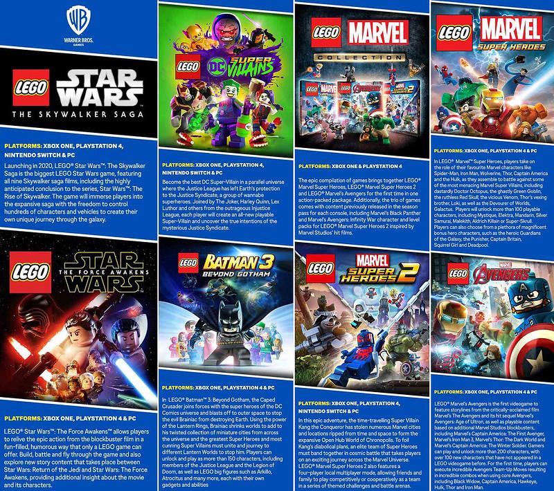 LEGO Games 1