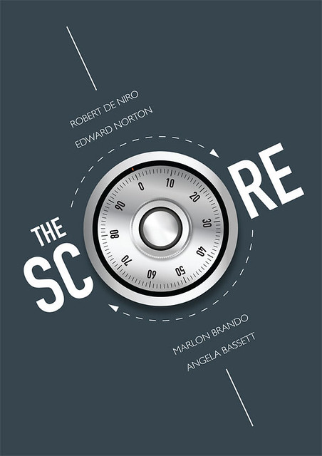 The Score - Alternative Movie Poster