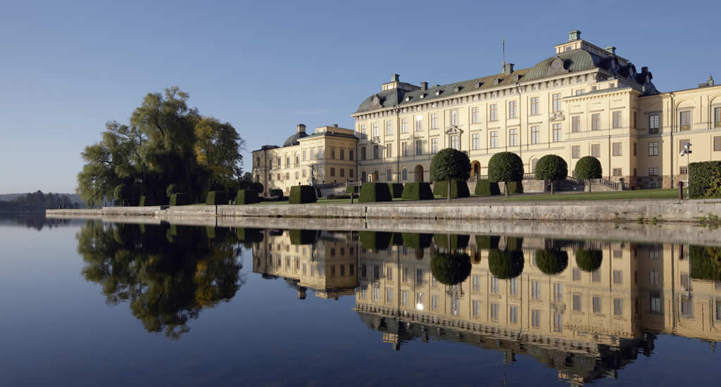Bezienswaardigheden Stockholm: Slot Drottningholm (foto door Ola Ericson) | Mooistestedentrips.nl