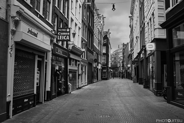 Amsterdam quarantine I