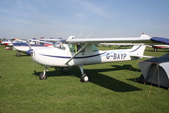 G-BAYP Cessna 150L [150-74017] Sywell 010918