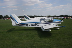 G-BAPX Robin DR.400-160 [789] Sywell 010918