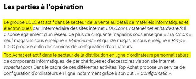 Distribution de produits informatiques et électroniques