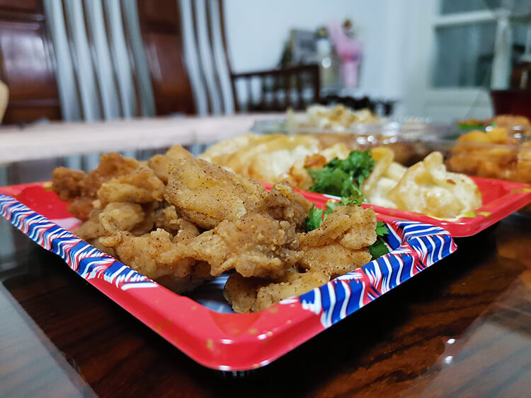 Japanese cuisine at home