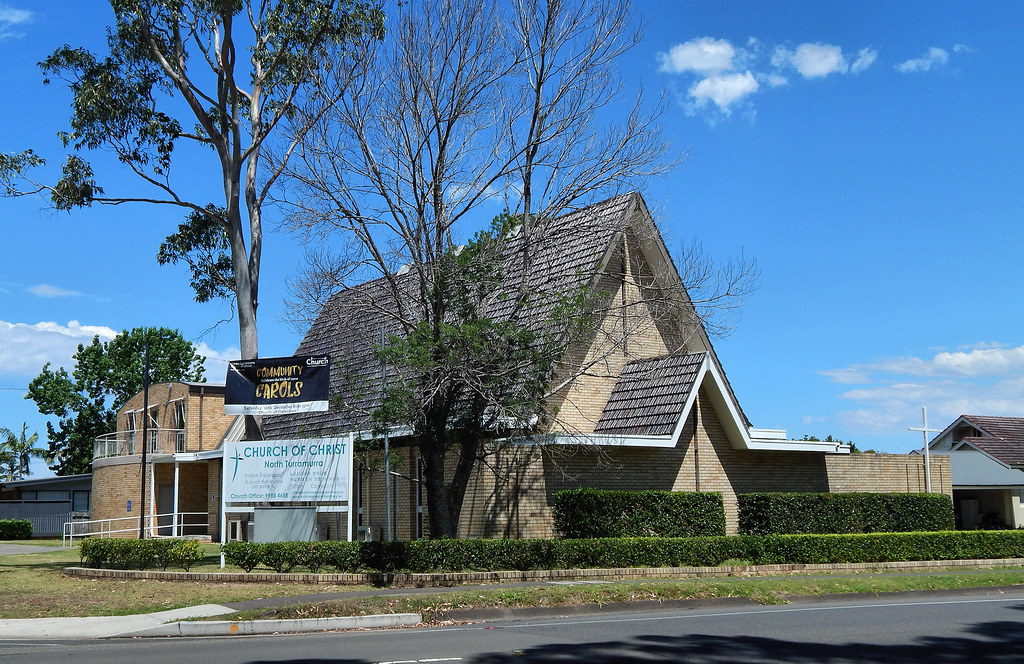 Church of Christ, North Turramurra, Sydney, NSW.