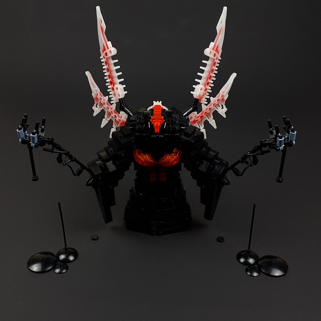 [LEGO: WINGS RISE FROM THE DARKNESS]