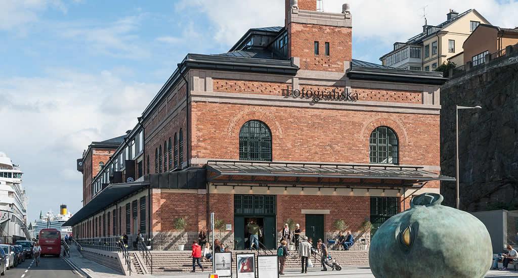 Bezienswaardigheden Stockholm: Fotografiska | Mooistestedentrips.nl