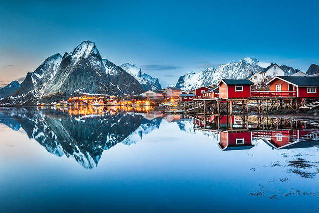 Reflections Of Reine