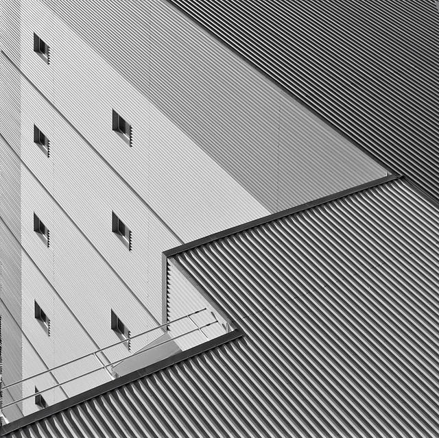Architectural Abstract Version 2