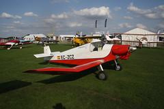 EC-ZCZ Jodel D92 [96001-0951] Sywell 310818