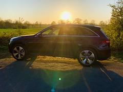 Mercedes GLC sundowner