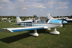 G-BGXR Robin HR.200-100 [53] Sywell 010918