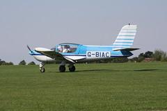 G-BIAC Socata MS.235 [13323] Sywell 020918