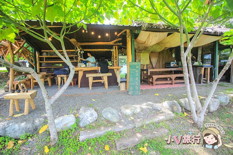 台東海景咖啡店 都蘭甘