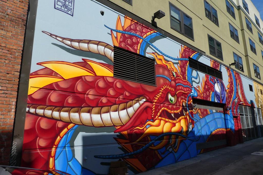 street art, Seattle