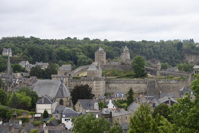Fougéres, France, August 2019 081