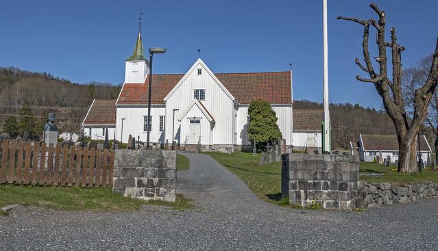 Landvig Church