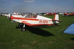 EI-GFV Jodel D.112 [1175] Sywell 010918