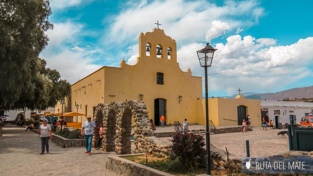 Iglesia de San José de Cachi