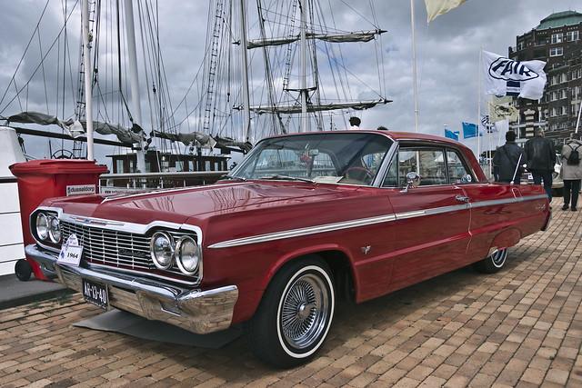 Chevrolet Impala SS Coupé 1964 (6498)