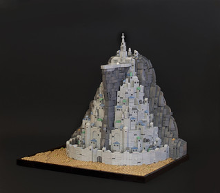 Minas Tirith | by Mountain Hobbit