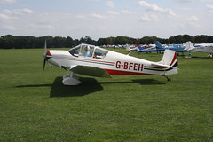 G-BFEH Jodel D117A [828] Sywell 310818