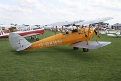 G-BEWN de Havilland [DHA952] Sywell 310818