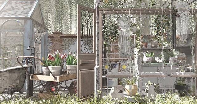 The Eclectic Garden...