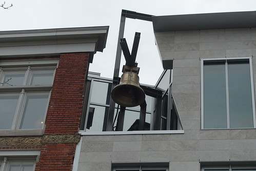 Commemorative Bell. From History Comes Alive at Montréal's Pointe-à-Callière