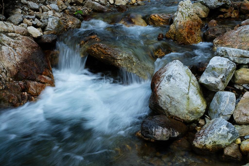Mountain stream in Slovakia's Little Fatra