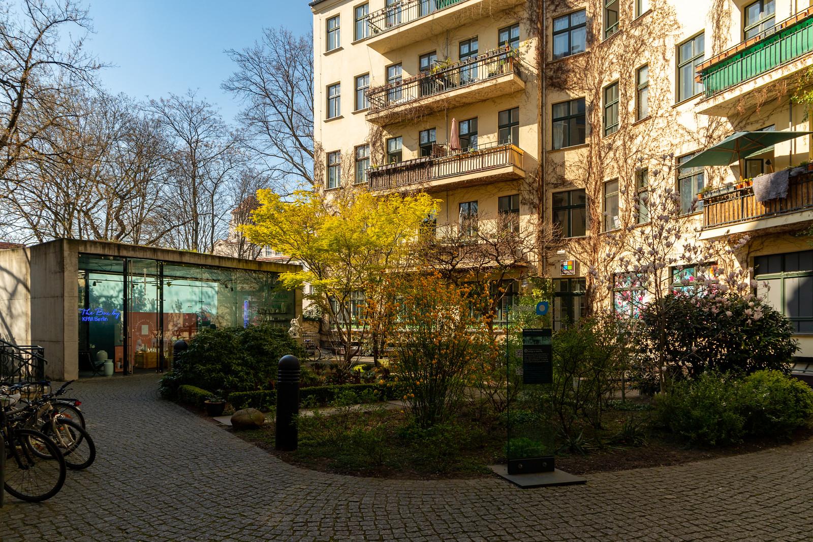 Hackesche Höfe - Kunsthof