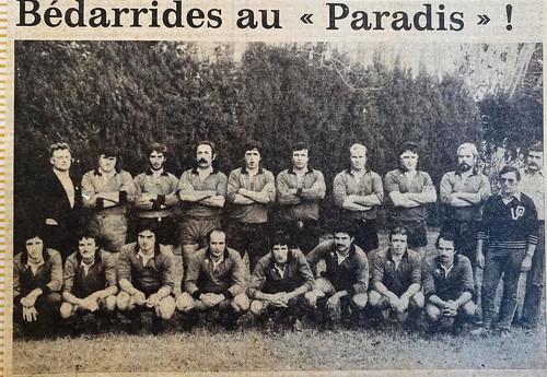 """L'ASB au """"paradis"""""""
