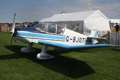 G-BJOT Jodel D117 [688] Sywell 310818