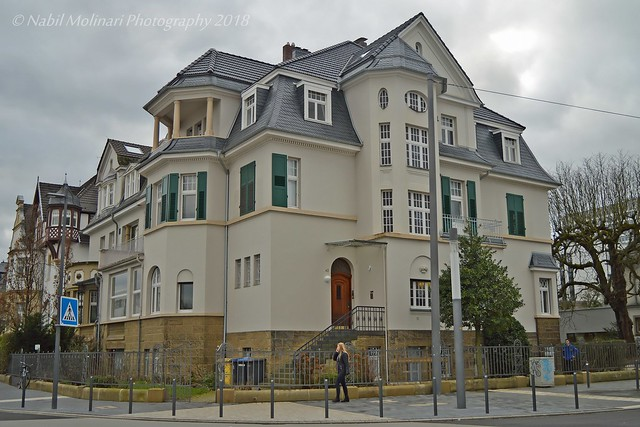 Cityscape : Kurt-Schumacher-Straße, Bonn