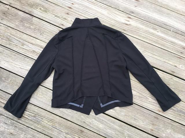 Vogue 8932 Jacket in Ponte