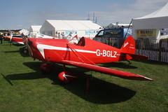 G-BGLZ Stils SA-3A [71-100] Sywell 310818