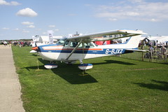 G-BJXZ Cessna 172N [172-73039]  Sywell 310818