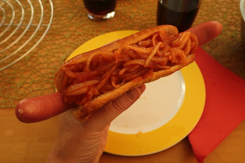 New York Hot Dog (mein zweiter)