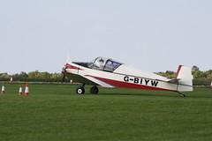 G-BIYW Jodel D112 [1209] Sywell 010918
