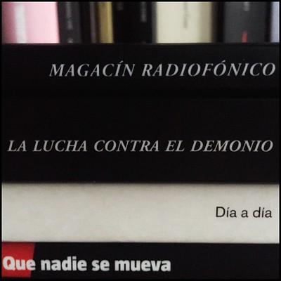 Magacín radiofónico en estado de alarma 15.4.20 #yomequedoencasa #frenarlacurva #haikusdestanteria #quedateencasa
