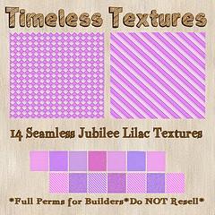 TT 14 Seamless Jubilee Lilac Timeless Textures