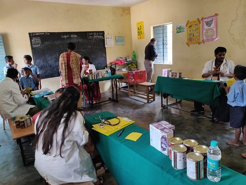 School Health Program - Health Check-up b
