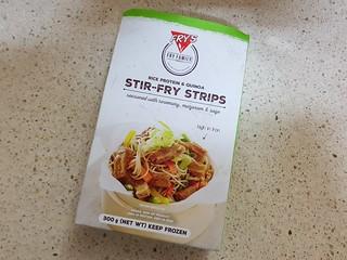 Fry's White Box Stir-Fry Strips