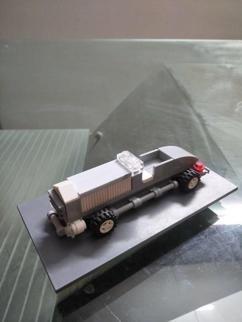 Vintage Car 1 Moc.