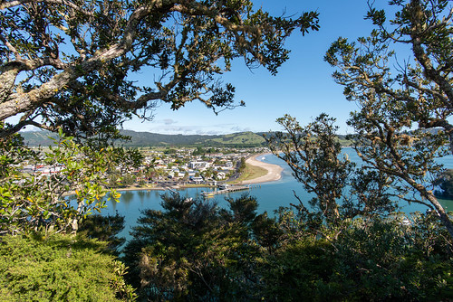 Whitianga from Whitianga Rock, New Zealand | by johnstevens_NZ