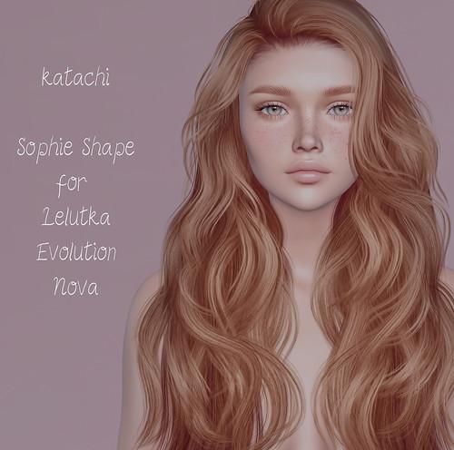 New Shape for Lelutka Nova <3