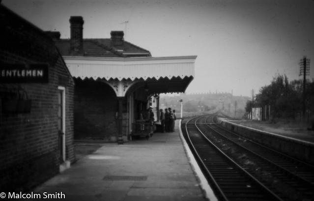 Braintree Station June 1967
